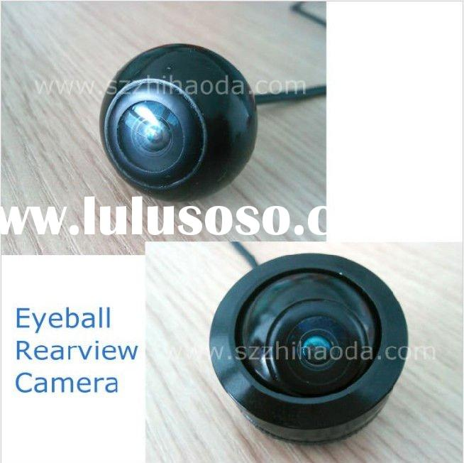 Waterproof driving security accessory-car 180 degree wide angle camera
