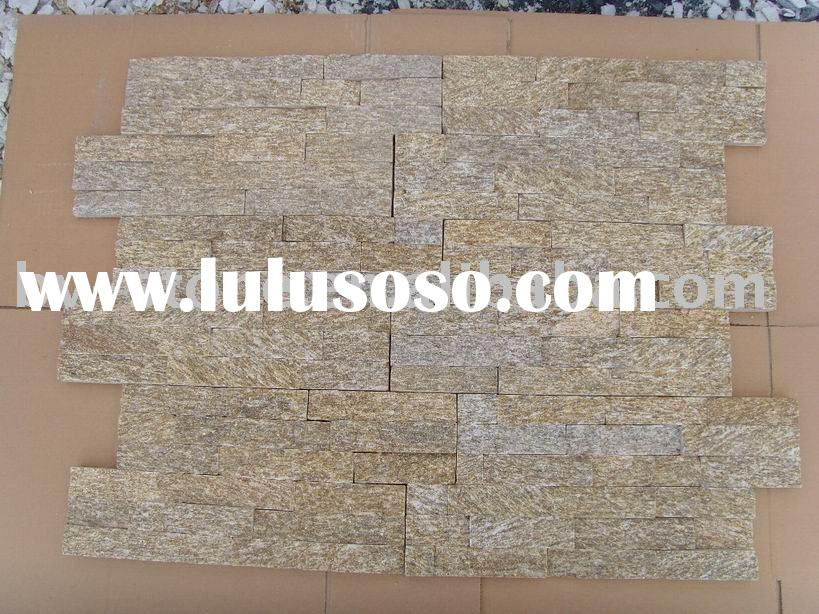 Yellow Color Quartz Stone