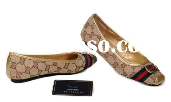 accept paypal,hot selling women flat shoes 2011