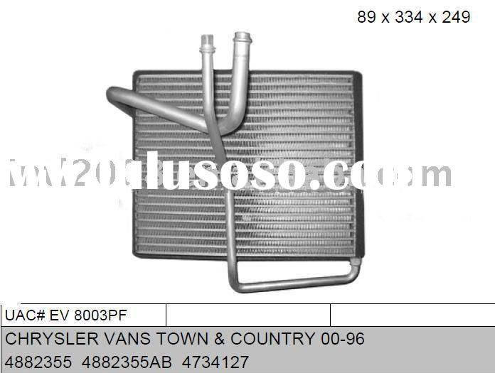 auto evaporator FOR CHRYSLER VANS TOWN & COUNTRY 00-96