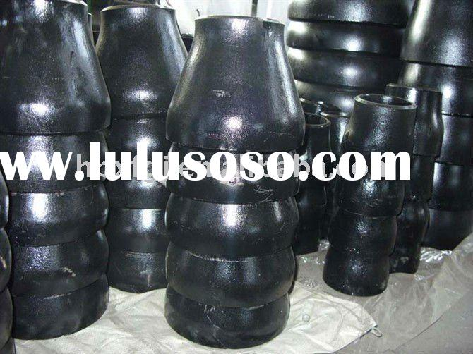butt welded seamless carbon steel pipe fitting reducer ANSI B16.9 STD ASTM A234 WBP