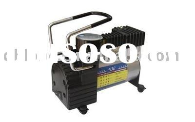 car metal air compressor (tire inflator, air inflating pump)