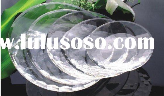crystal glass table ware