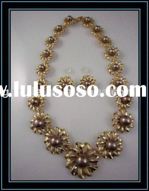 fashion costume african jewelry sets