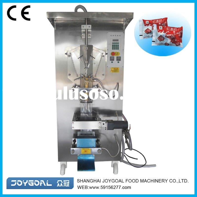 high capacity YT-1000B liquid pouch packing machine