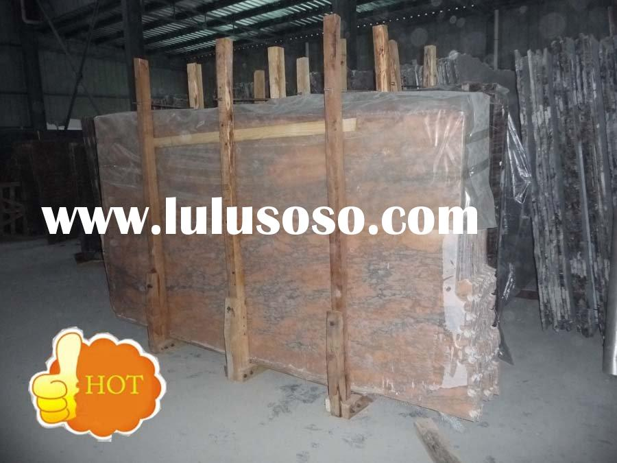 natural red marble(marble products, red slab)