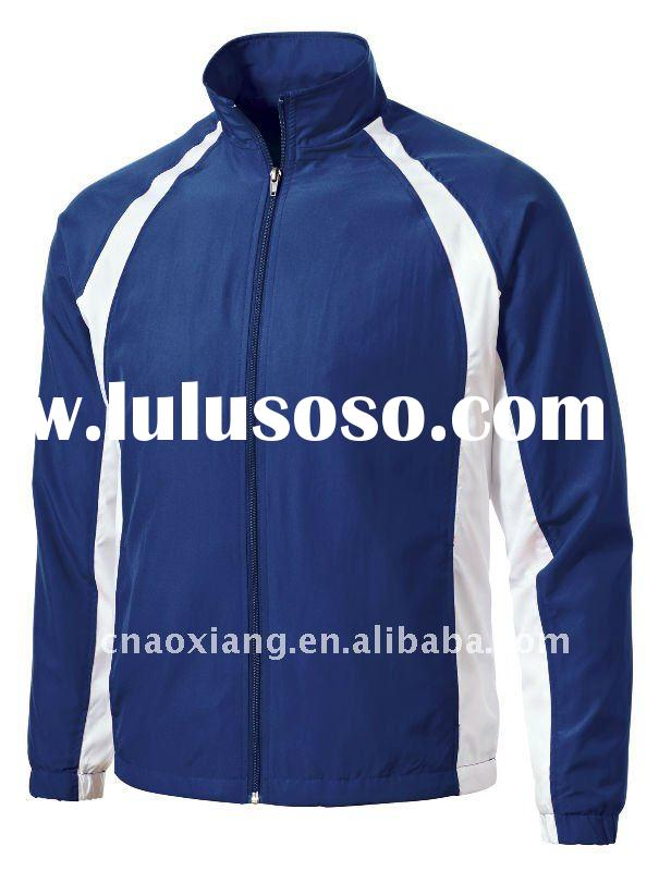 newest style royal blue Sport Jacket ,Coat,Warm up top