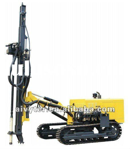 portable deep rock (water well) core drilling rigs