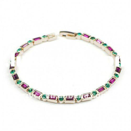 100%Hot sales in EUROPE & USA Bamboo flowery bracelet t(colorful)