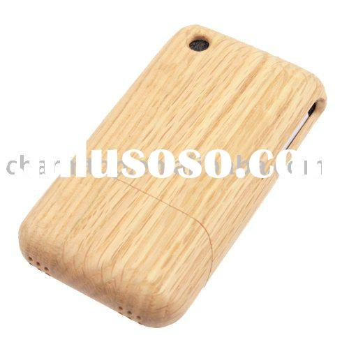 100% Real Wooden Hand-Made Case Cover for Apple iPhone 3G/3GS