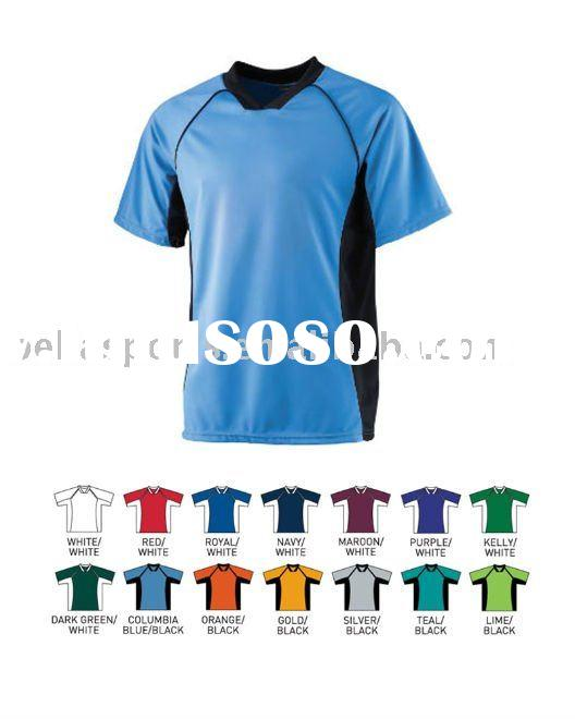 100% polyester fashion newest 2012 Moisture wicking dry fit cool dry Sports/athletics/Jersy/T shirt