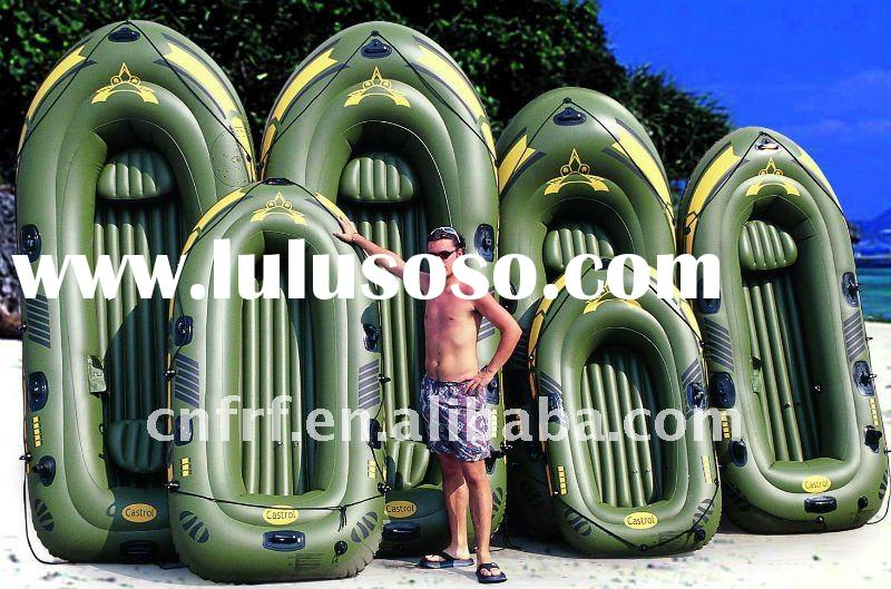 2011 hot selling pvc inflatable boat