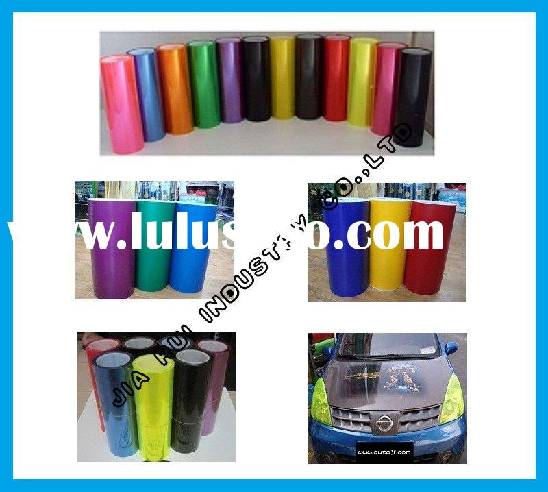 2011 hotest car vinyl light film