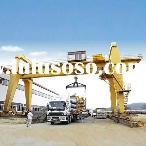 2012 Hot Sale MG Type Main Double Girder Gantry Crane