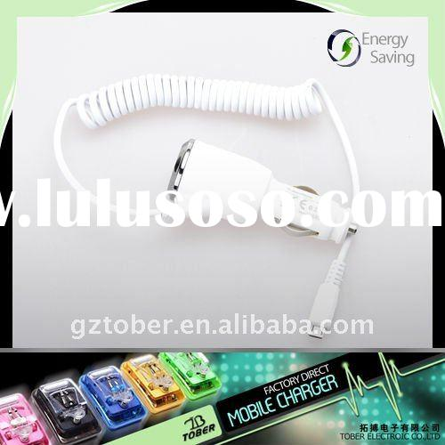 2012 White best price 12v output car battery charger