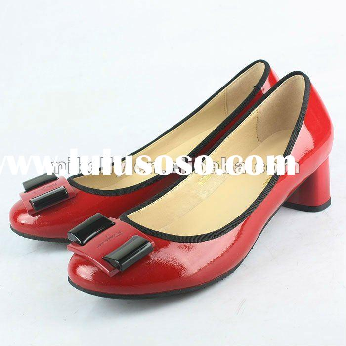 2012 cheap women casual shoes red