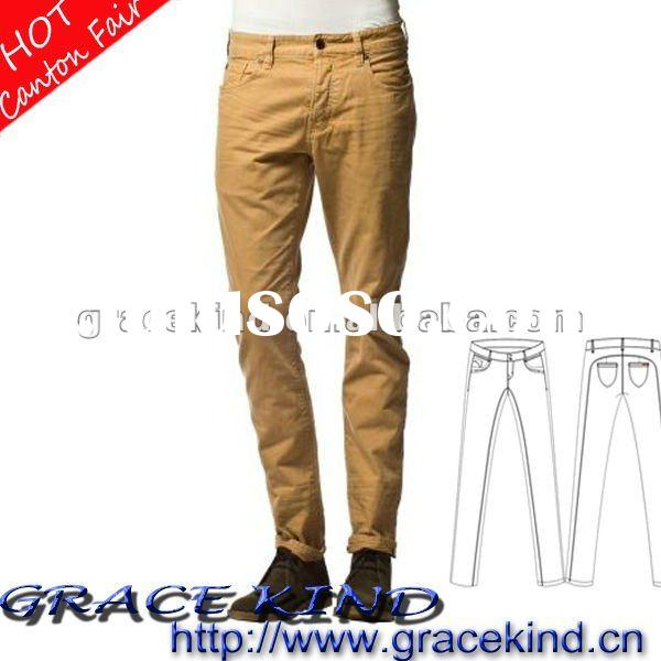 2012 fashion Brand Mens Jeans, Ready Made Jeans Pants(GK171#)
