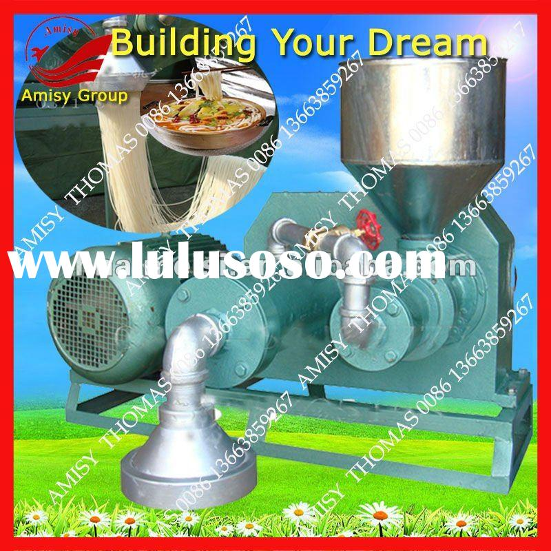 2012 hot sale Rice Noodle Making Equipment (0086-13663859267)