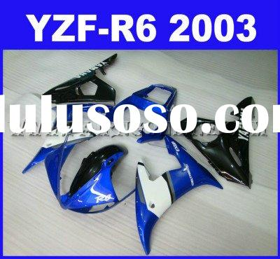 ABS Motorcycle Fairings kit For Yamaha YZF-R1 2009 09