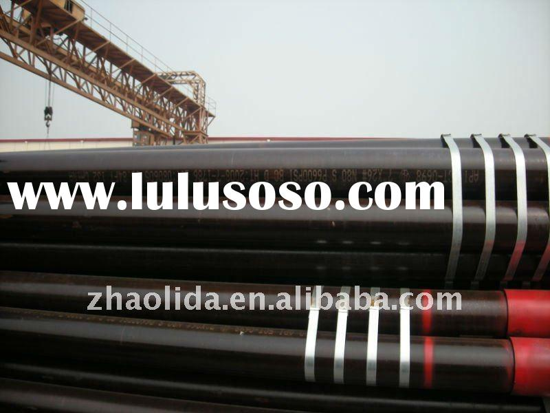 API 5L/CT Hot Rolled Seamless Steel Tubing