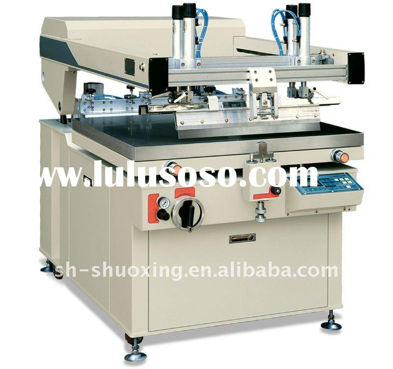 Automatic graphic screen printing press, screen printer