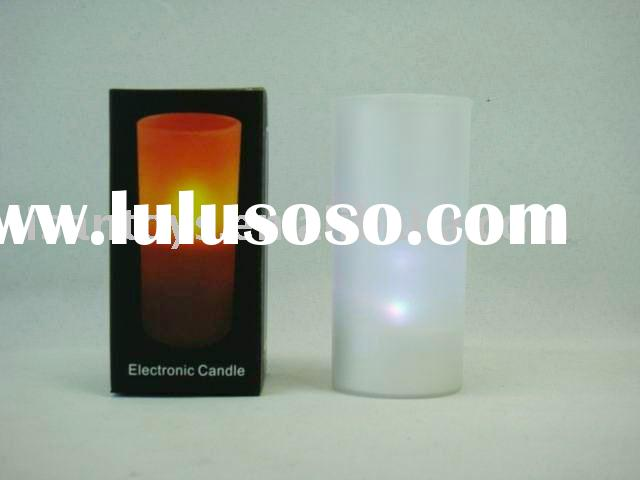 Battery operated sound-control Candle Light