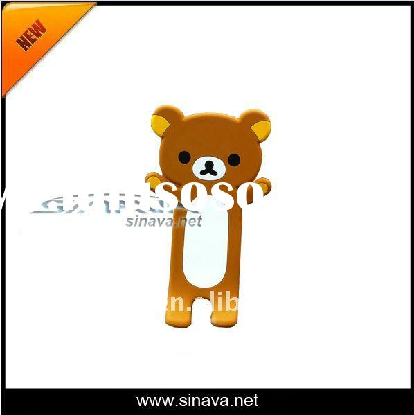 Bear Mobile Phone Stand For iPhone 4 ,Touch Cellphone Holder Handphone