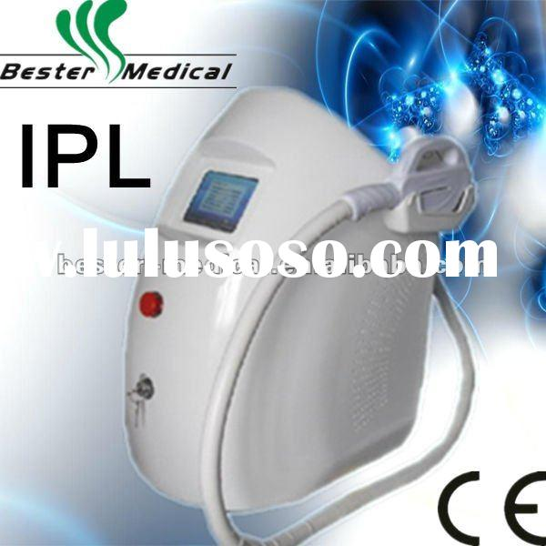 Beauty Salon Equipment Cosmetic IPL Hair Removal Machine
