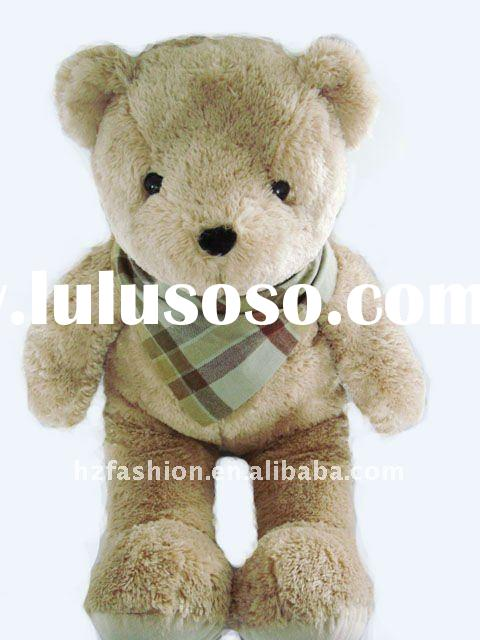 Big cute stuffed teddy bears plush toys