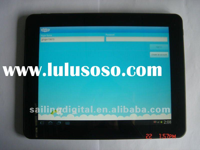 Capacitive touch android tablet 4.0