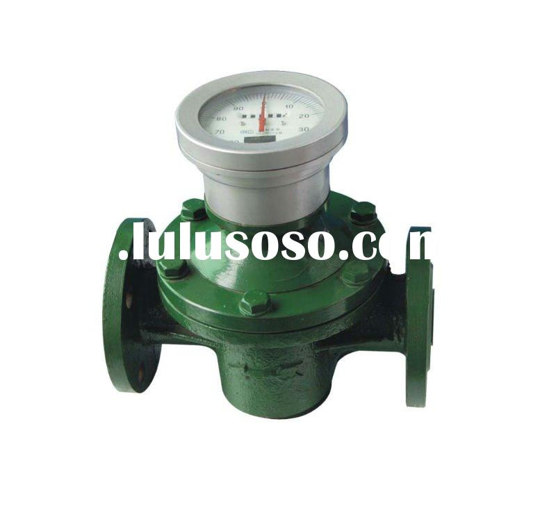 Cast Iron Oval Gear Flow Meter/LC Series