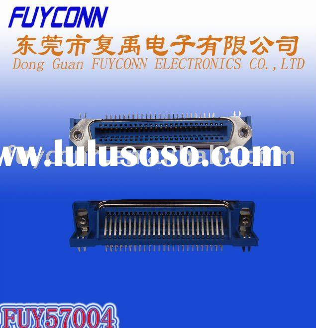 Centronic PCB DIP Right Angle Type Connector Female(orientation)