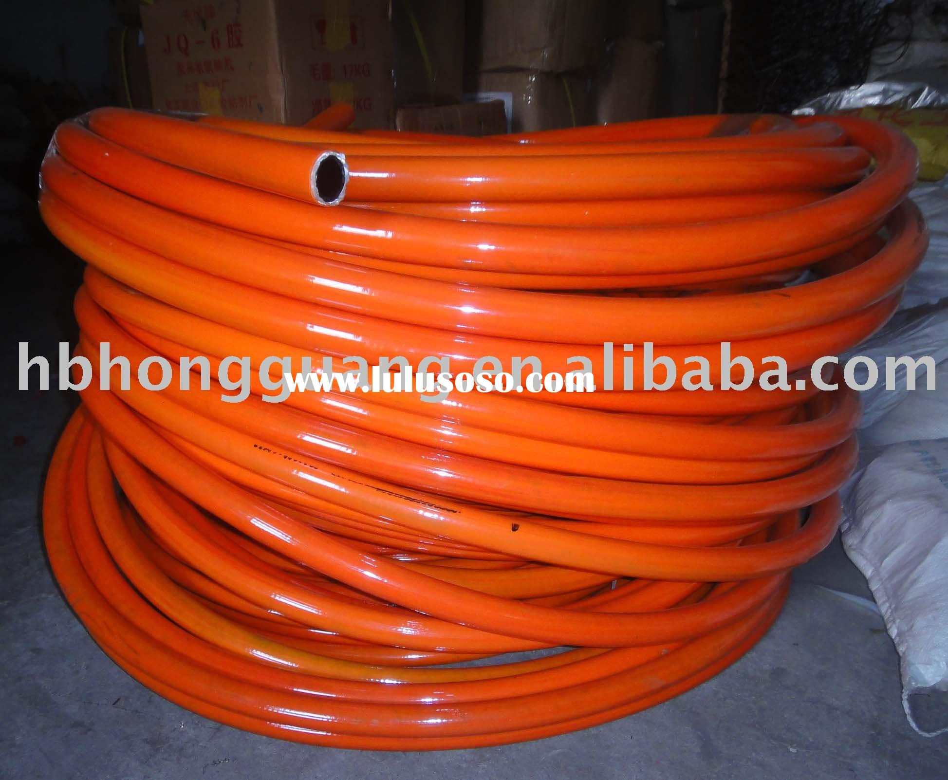 Compressed natural gas pipe