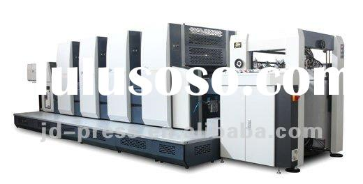 Four-color sheet-fed offset press printing machinery