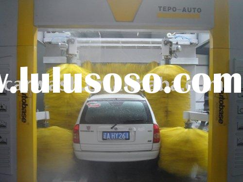 Fully automatic Tunnel Car Wash System:TEPO-AUTO TP-701