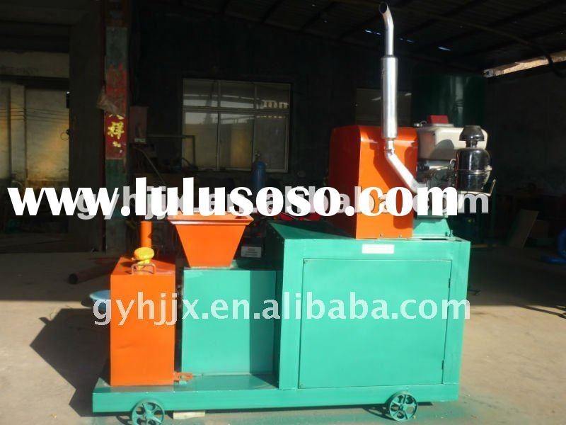 HOT SELL coconut charcoal machine by China supply
