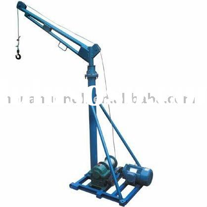 Mining equipment tractor: Portable hoist for sale