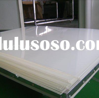 Hard coat PMMA/acrylic Sheets