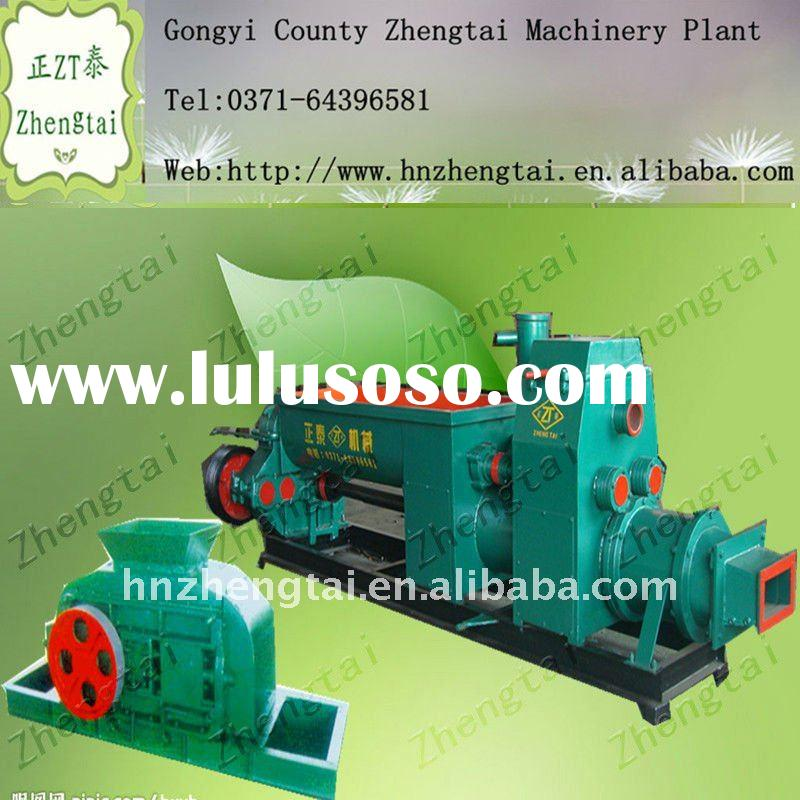 High efficiency and output!! hollow brick making machine