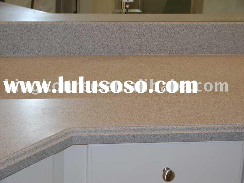 High quality solid surface sheet/counter tops surface/polyester resin material