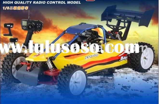 Hot!!! Baja 1/5 Scale 2wd gas buggy
