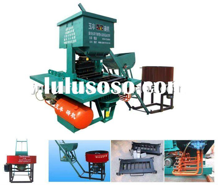 Hot selling! portable brick making machine for sale