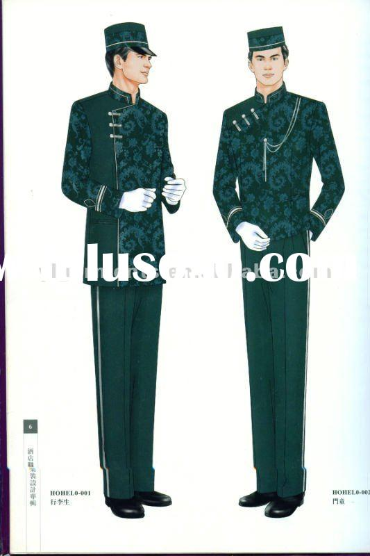 Comfortable uniforms for hotel receptionist for sale for Uniform for spa receptionist