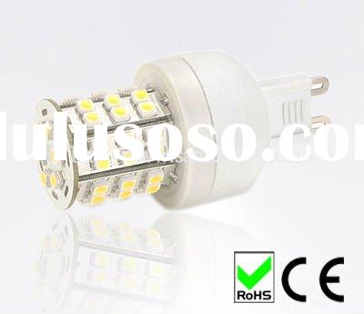 Household warm white 360 G9 led spotlight