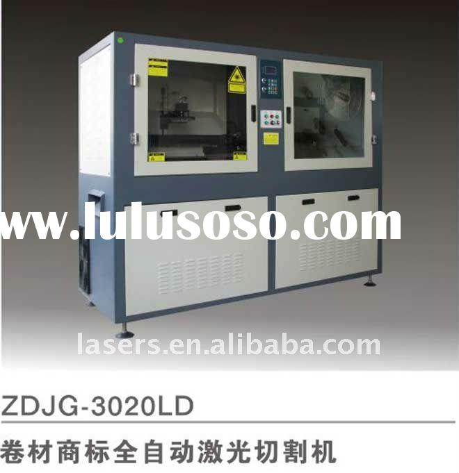 Laser Printed Label Cutting Machine with CE