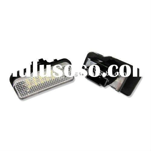 Led License Plate Lamp For W203(5d) Wanon, W211, W219
