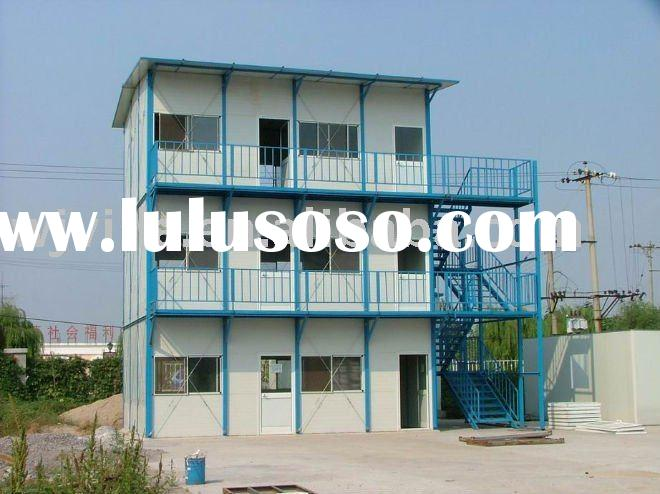 Low cost of prefab house for living home or office