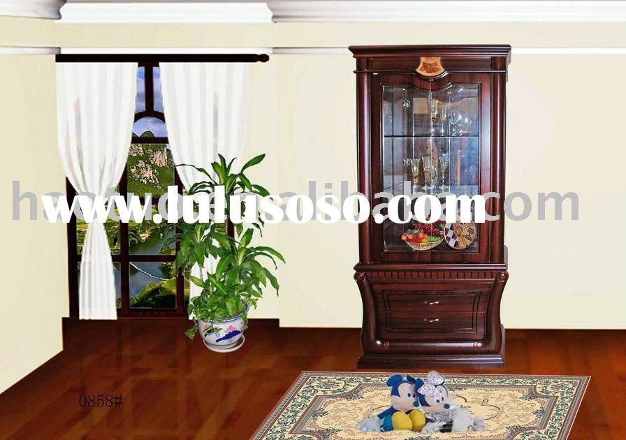 MDF Classic Wooden Wine table 858#