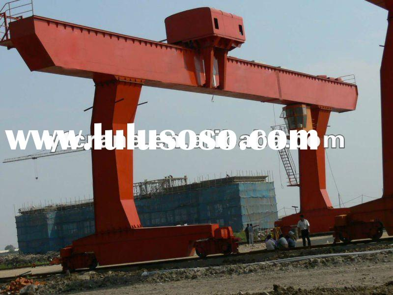 MDG type Single Girder Gantry Crane with truss
