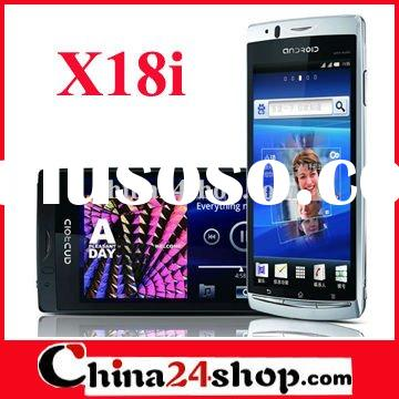 MTK6573 Star X18i Android 2.3 OS Smart Phone 3G WiFi GPS TV 4.1 Inch Multi-touch Capacitive Screen C